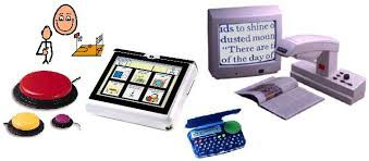 Items for assistive technology