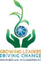Growing Leaders Driving Change Logo