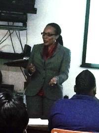 Dr. Kimberly Mills & Dr. Lindsy Wagner Deliver Disability Knowledge Workshop