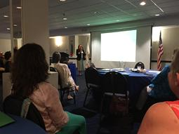 Dr. Kimberly Mills with VIUCEDD Delivers Back To School Workshop for U.S. Virgin Island Special Education Teachers