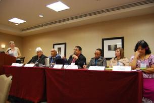 Territorial Reps Provide Overview During UCEDD Directors Retreat